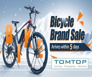 Tomtop menawarkan produk berkualitas tinggi dengan harga terbaik