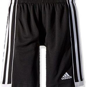 adidas Boys Big Athletic Sports Short, Speed 18 Black, L (14/16)