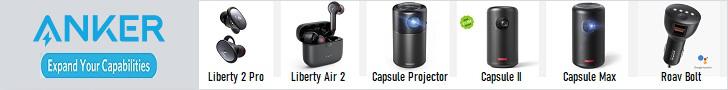 Dapatkan aksesori Ponsel berkualitas tinggi hanya di Anker.com